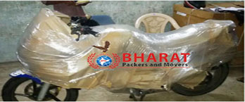 Bike transportation Gwalior